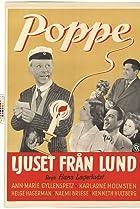 Ljuset från Lund (1955) Poster
