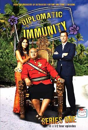 Where to stream Diplomatic Immunity