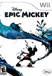 Epic Mickey(2010) Poster - Movie Forum, Cast, Reviews