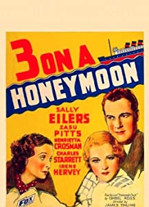 Freemovies to download Three on a Honeymoon [1280x768]
