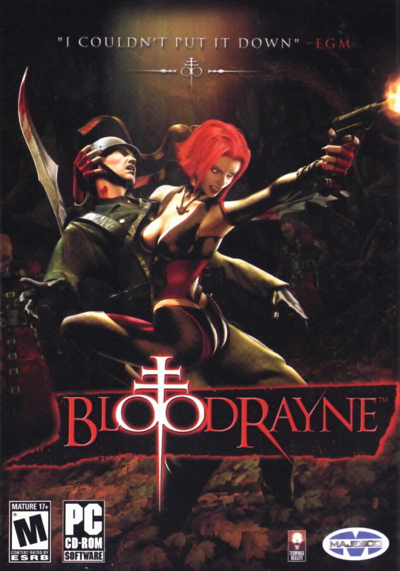 Bloodrayne Video Game 2002 Imdb