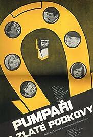 Pumpari od Zlaté podkovy Poster