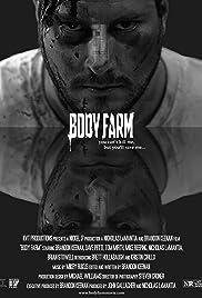 Body Farm Poster