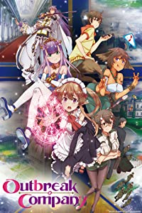 Direct movie downloads for free Outbreak Company [480x320]