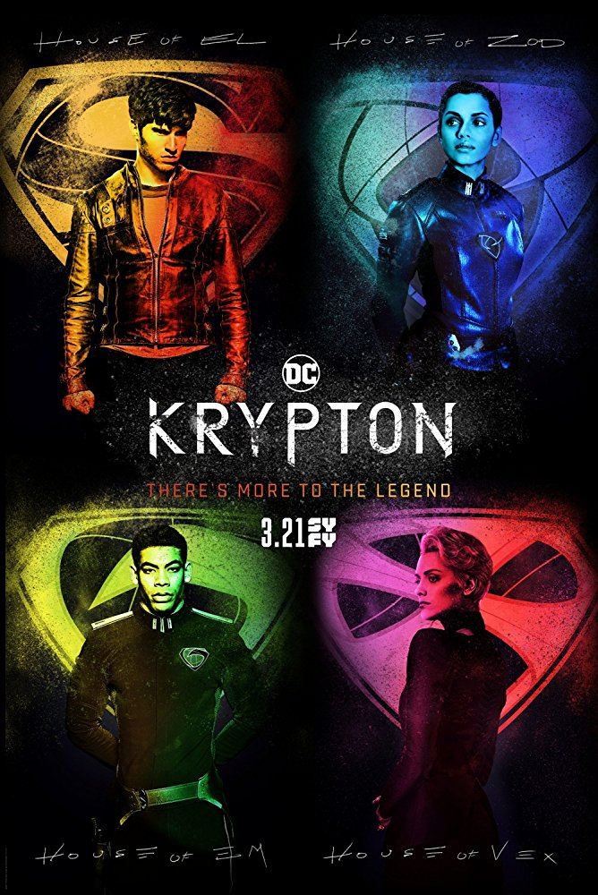 Krypton S1 (2018) Subtitle Indonesia