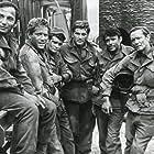 Ben Gazzara, George Segal, Bo Hopkins, Matt Clark, and Steve Sandor in The Bridge at Remagen (1969)