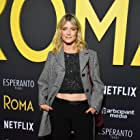 Mélanie Laurent at an event for Roma (2018)