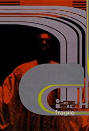 Isaac Hayes: Fragile Poster