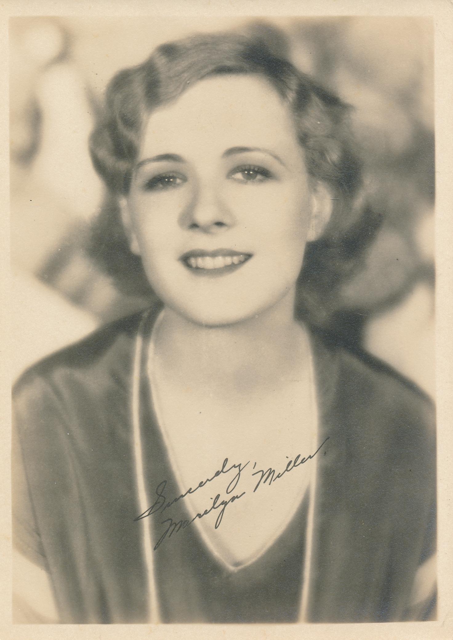 Marilyn Miller in Screen Snapshots, Series 3, No. 10 (1922)