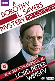 A Dorothy L. Sayers Mystery Poster - TV Show Forum, Cast, Reviews