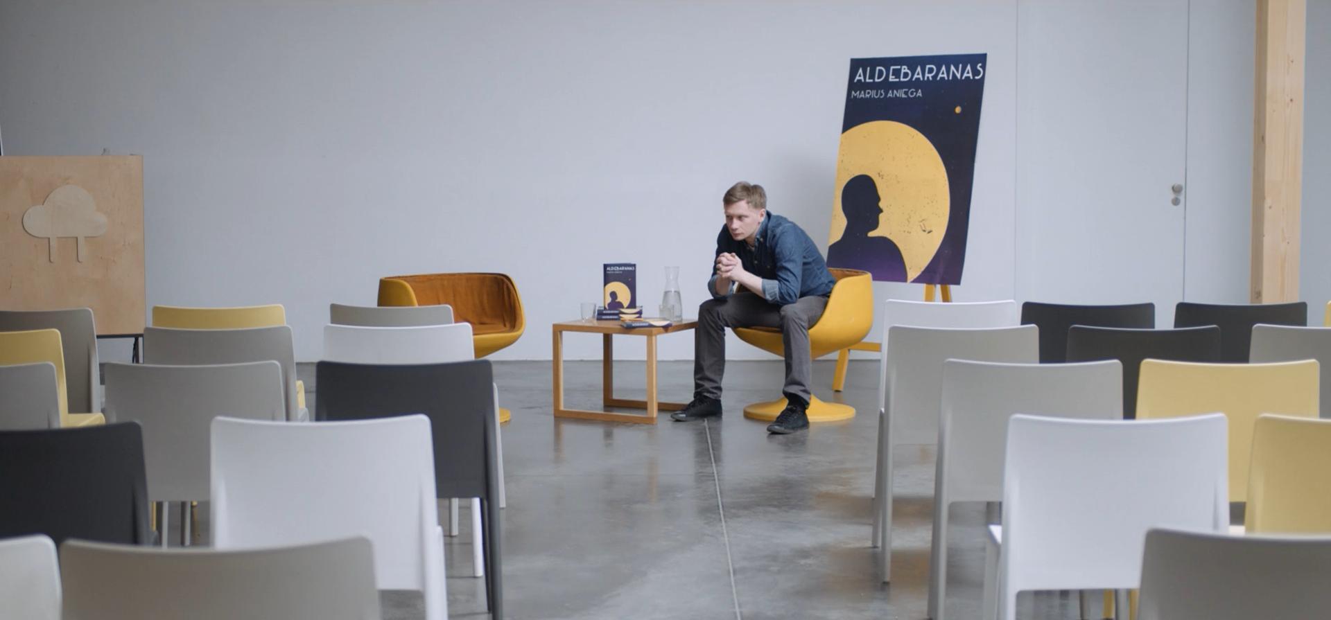 Valentin Novopolskij in Aldebaran (2018)