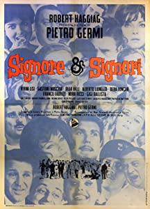 Top sites to download latest movies Signore \u0026 signori by Pietro Germi [BRRip]