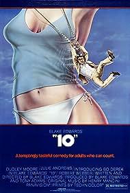 Bo Derek and Dudley Moore in 10 (1979)