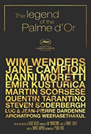 The Legend of the Palme D'Or Poster