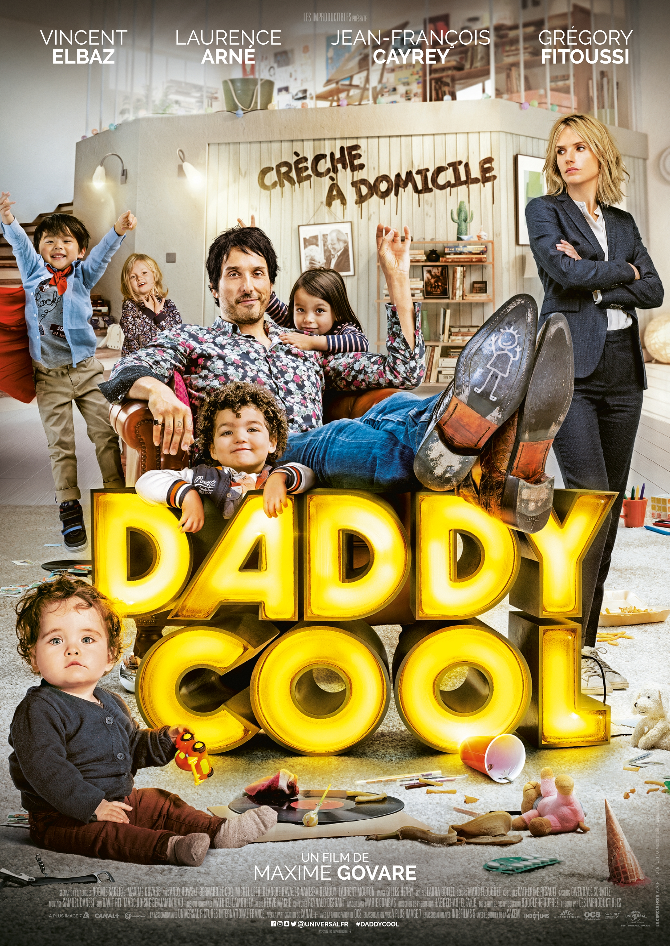 Image result for daddy cool film