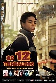 Os 12 Trabalhos Poster