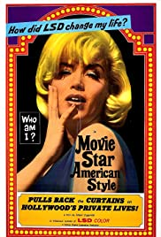 Movie Star, American Style or; LSD, I Hate You Poster