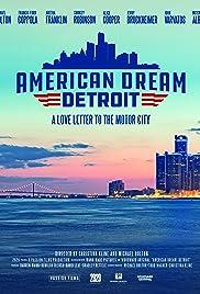 American Dream: Detroit Poster