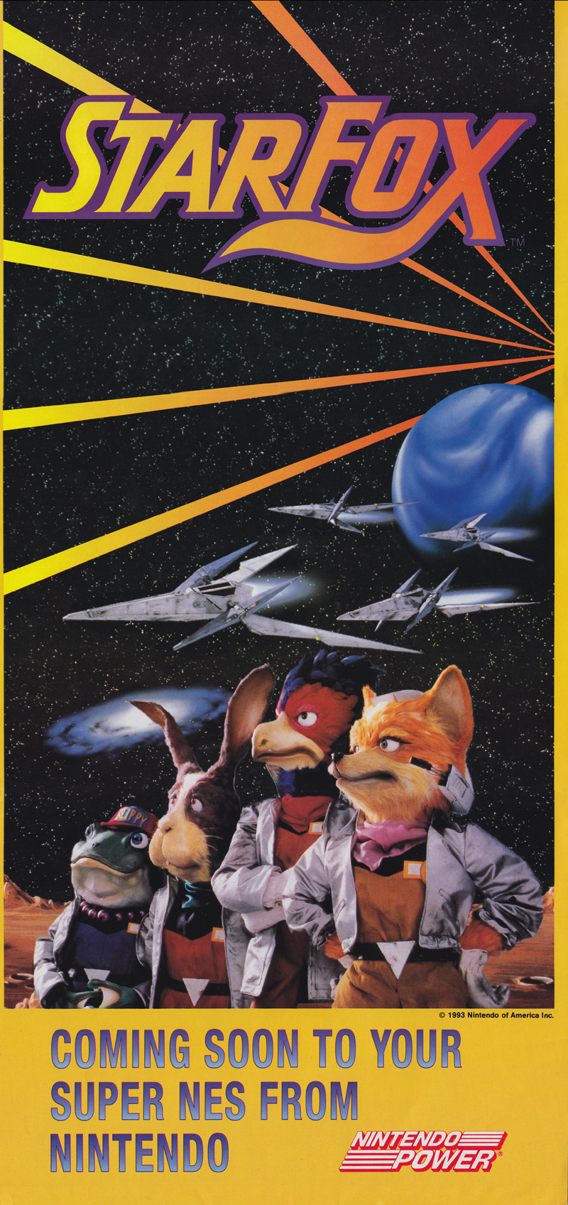 Star Fox hd full movie download