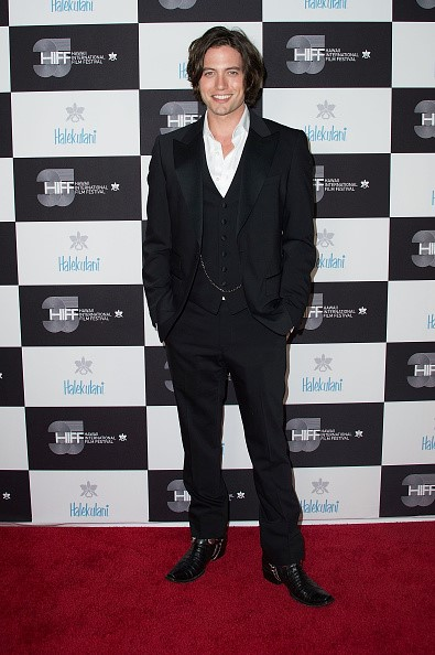 Jackson Rathbone at an event for Pali Road (2015)
