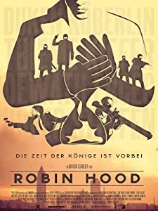 The watchers movies Robin Hood Germany [BluRay]