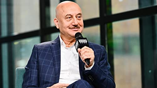 BUILD: Anupam Kher Advises Actors Not to Take Themselves So Seriously