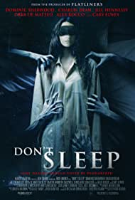 Cary Elwes, Jill Hennessy, Drea de Matteo, Alex Rocco, Dominic Sherwood, and Charlbi Dean in Don't Sleep (2017)
