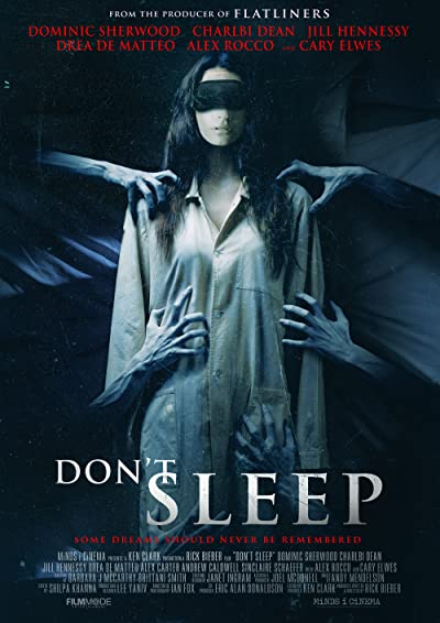 Don't Sleep (2017) WEBRip 720p