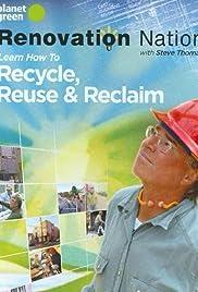 Renovation Nation Poster