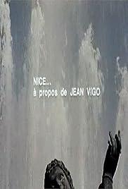Nice - À propos de Jean Vigo(1983) Poster - Movie Forum, Cast, Reviews