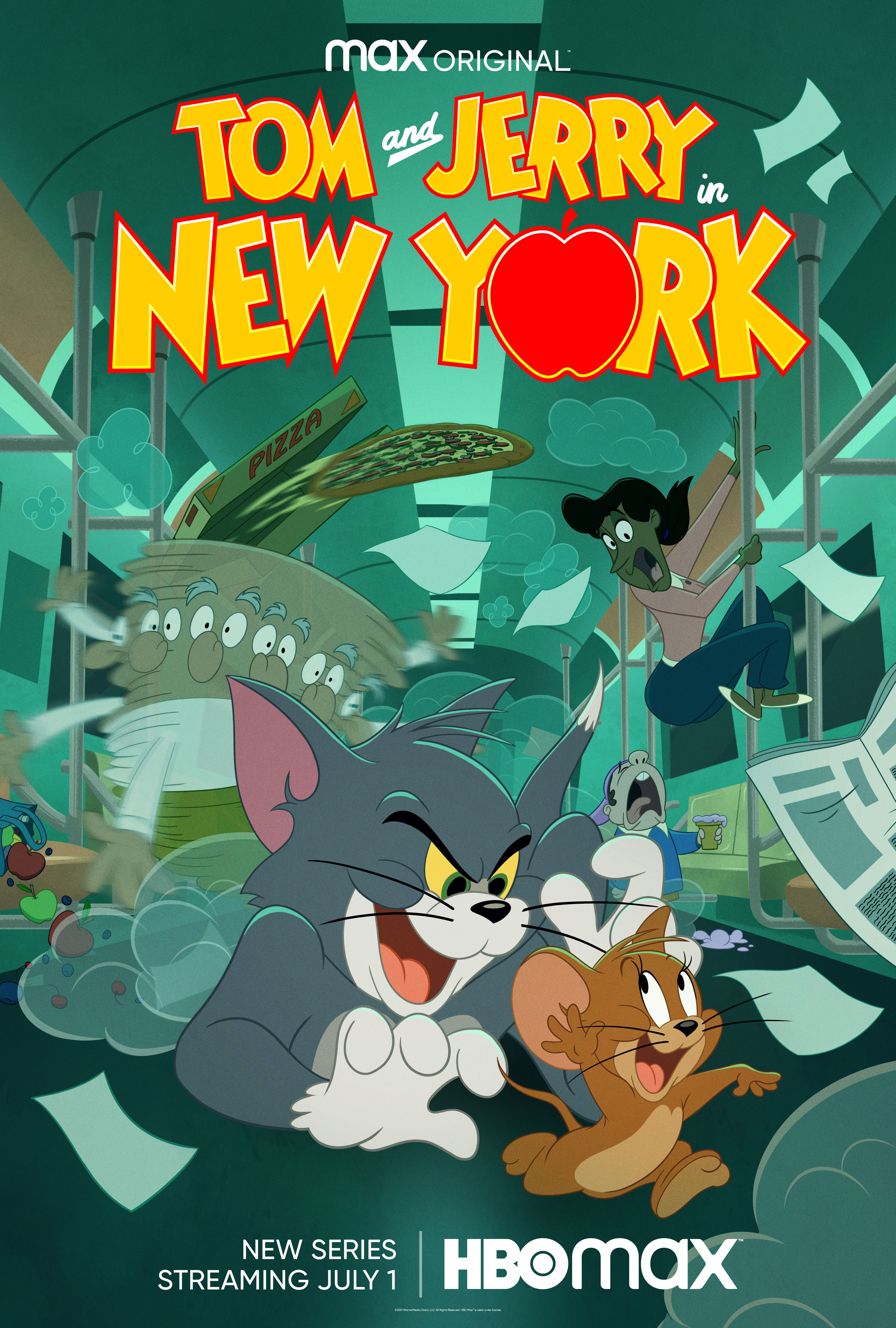 Free Download Tom and Jerry in New York Full Movie
