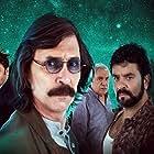 Halil Ergün, Bülent Sakrak, Luran Ahmeti, Erdal Besikçioglu, and Belçim Bilgin in Aci Kiraz (2020)