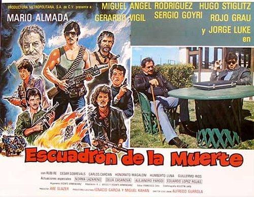 El Escuadrón De La Muerte 1985 Photo Gallery Imdb