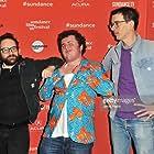 Toby Harvard, Jim Hosking, and Grant Goodman in Tropical Cop Tales (2018)