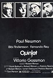 Quintet (1979) with English Subtitles on DVD on DVD