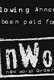 The Rise of the nWo Poster