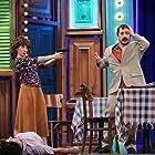 Ünal Yeter and Meltem Yilmazkaya in Güldür Güldür Show (2013)