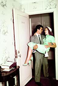 Tony Curtis and Janet Leigh in How to Smuggle a Hernia Across the Border (1949)