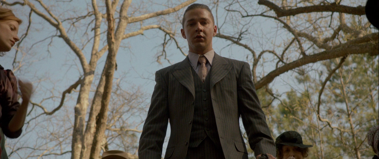Shia LaBeouf in Lawless (2012)