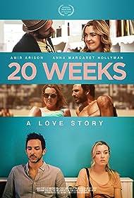 Amir Arison and Anna Margaret Hollyman in 20 Weeks (2017)