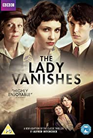 Selina Cadell, Tuppence Middleton, and Tom Hughes in The Lady Vanishes (2013)