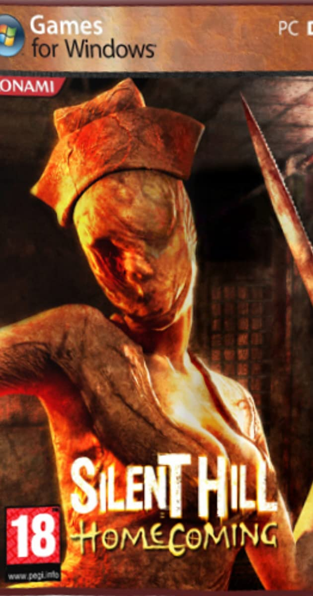 Silent Hill Homecoming Video Game 2008 Imdb