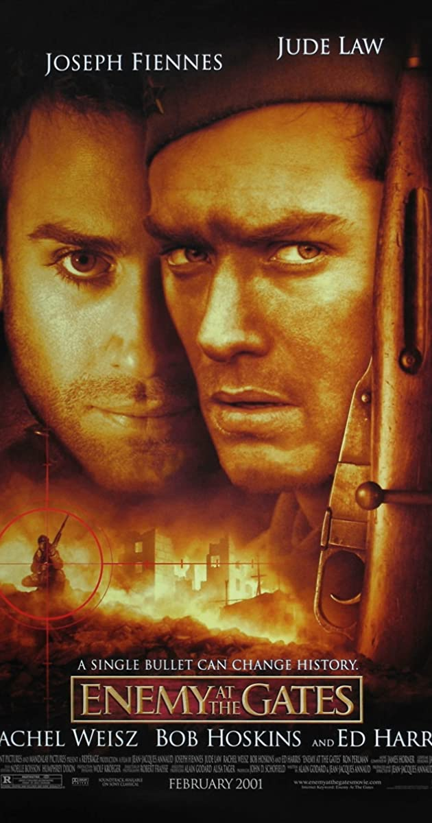 Regarder Duell - Enemy at the Gates(2001)              GRATUIT