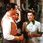 Howard Keel and Esther Williams in Texas Carnival (1951)