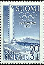 Helsinki 1952: Games of the XV Olympiad