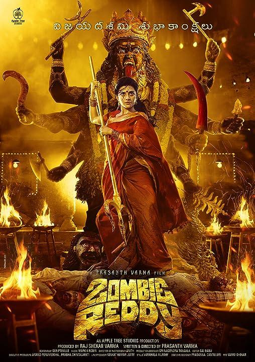 Zombie Reddy 2021 Hindi ORG Dual Audio UNCUT HDRip 450MB Download