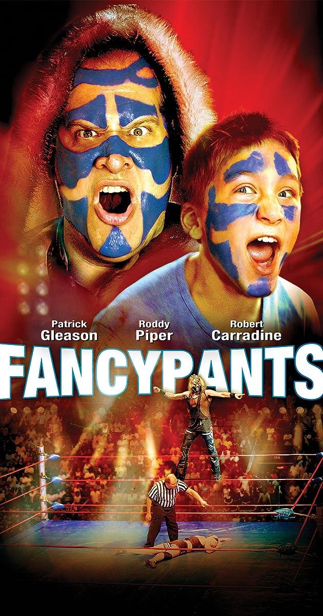 Subtitle of Fancypants