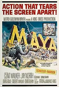 Maya (1966) Poster - Movie Forum, Cast, Reviews