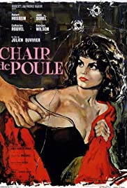 Chair de poule (1963) Poster - Movie Forum, Cast, Reviews