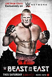 The Beast in the East: Live from Tokyo Poster